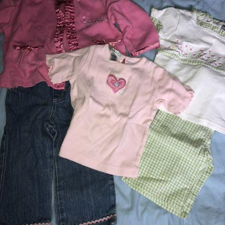 02a4e0bc Spring outfits. $5. Spring outfits. Joe fresh denim jacket 6-12 months