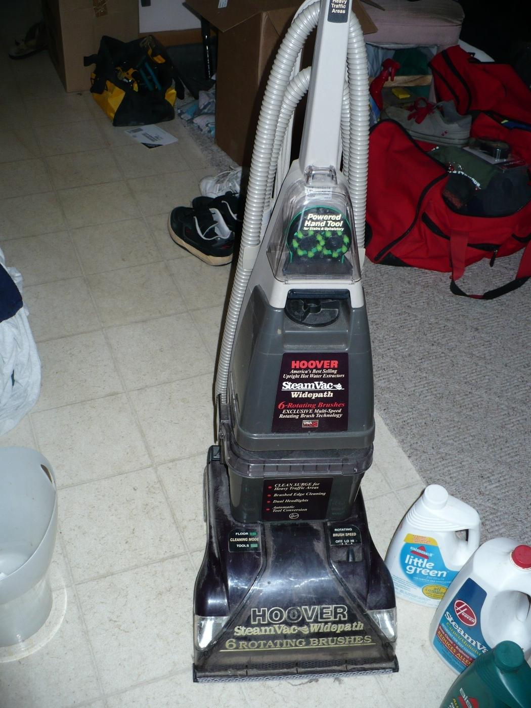 Best Hoover F6020 900 Steamvac Upright Deep Cleaner With