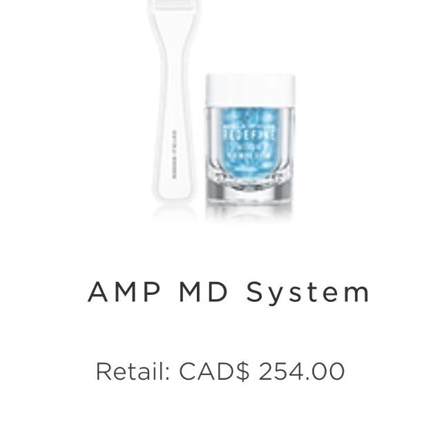 Rodan and Fields AMP MD Dermaroller System