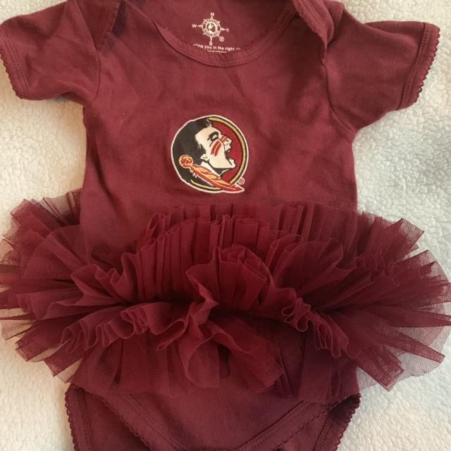 6d0f7ed0e Find more Florida State Tutu Onesie for sale at up to 90% off