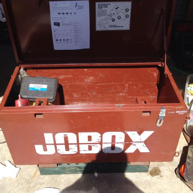 Gang Box For Sale >> Best Small Gang Box Great For Jobbing Truck Or Small Jobs For Sale