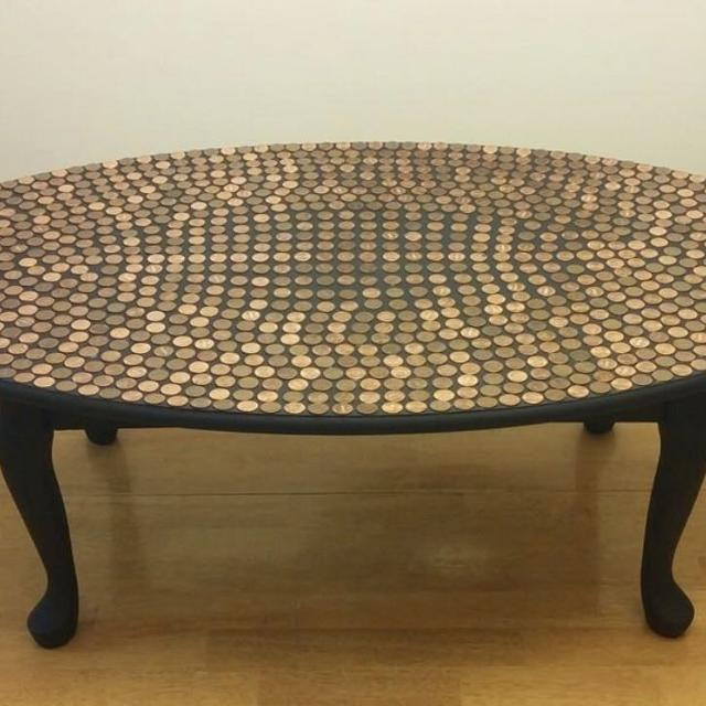 Find More Penny Top Table For Sale At Up To 90 Off