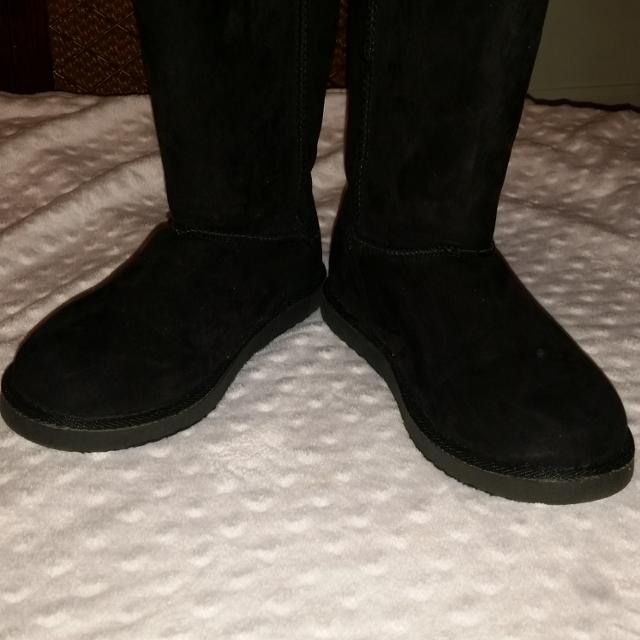 de763cbc4ae6 Best Girl s Size 3 Black Boots for sale in Pensacola