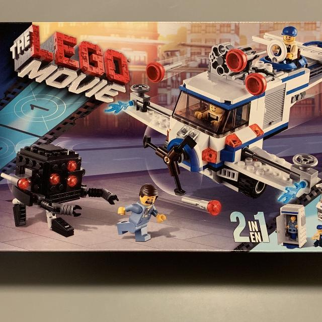 Best Lego Movie The Flying Flusher Bnib For Sale In Victoria British Columbia For 2020