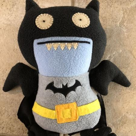 Batman ugly doll, used for sale  Canada