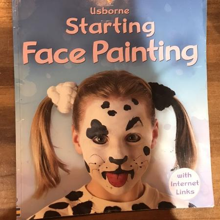 USBORN Face Painting Book. Lots of... for sale  Canada