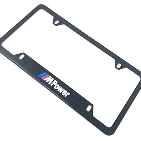 ✔️ M POWER BMW Black Aluminum License..., used for sale  Canada