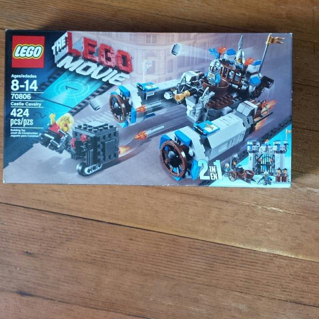 Find More The Lego Movie Castle Cavalry For Sale At Up To 90 Off