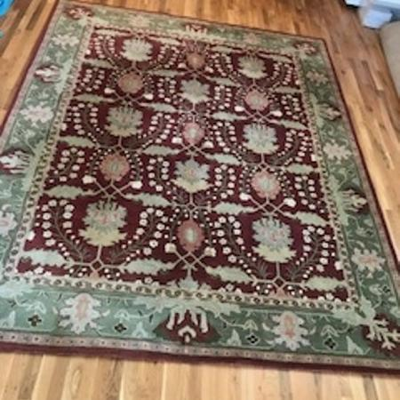 Pottery Barn Franklin Rug 8x10