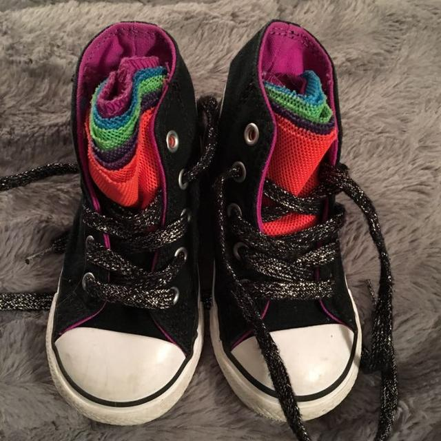 ebb0f95a6efe Best Converse Toddler Girl Shoes for sale in Champaign