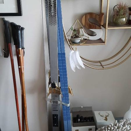 2 x Vintage cross country skis plus... for sale  Canada