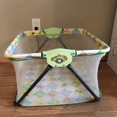 Vintage Cabbage Patch Playpen for sale  Canada