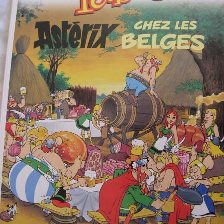 ASTERIX chez les BELGES TABOO Board Game for sale  Canada