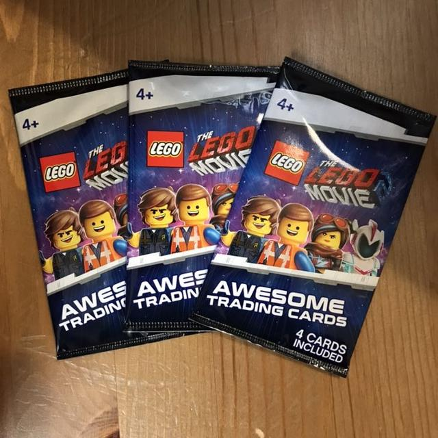 Find More Lego Movie 2 Trading Cards For Sale At Up To 90 Off