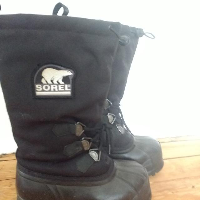release date: amazing price footwear Find more Sorel Xt Glacier Winter Boots - Size 37 Nl 1042-010 for ...