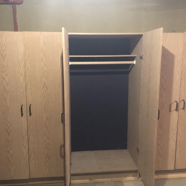 Best Storage Wardrobes Particle Board Reduced 50 Each For In Smithers British Columbia 2019