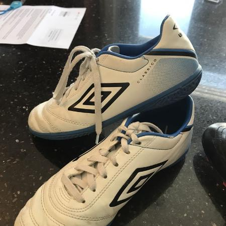 Umbro indoor soccer shoes, used for sale  Canada