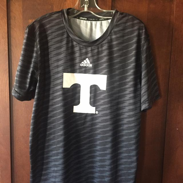 new styles 89a16 762a9 Adidas Tennessee Vols Climalite shirt