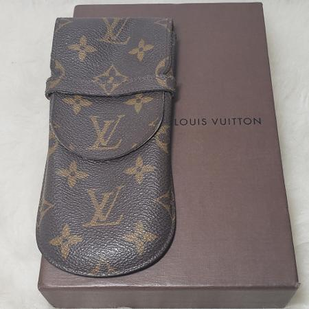 59c431b00d88 Authentic Louis Vuitton Monogram Eyewear Case