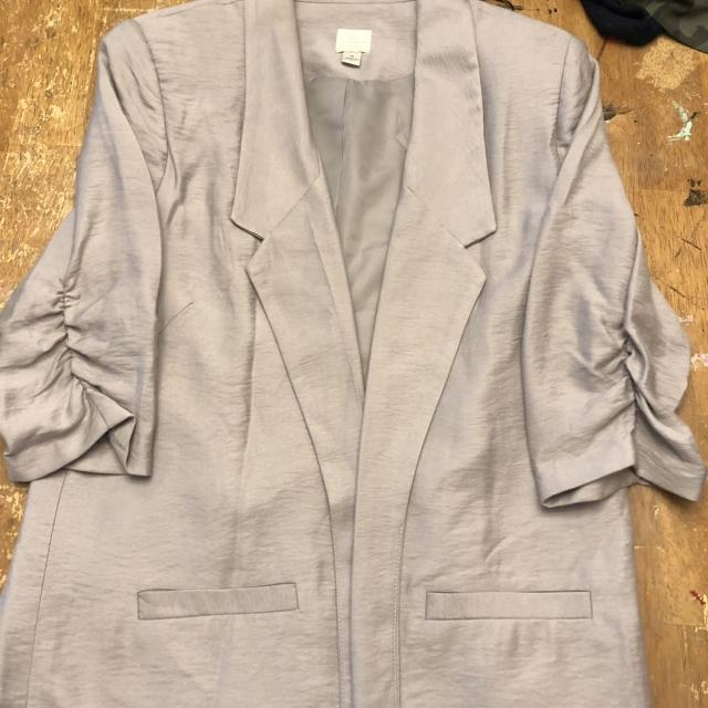 16c7eeeb3a Find more 3 4 Sleeve Jacket for sale at up to 90% off - Brazoria ...