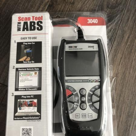 Used, Innova 3040 Scan Tool with ABS for sale  Canada
