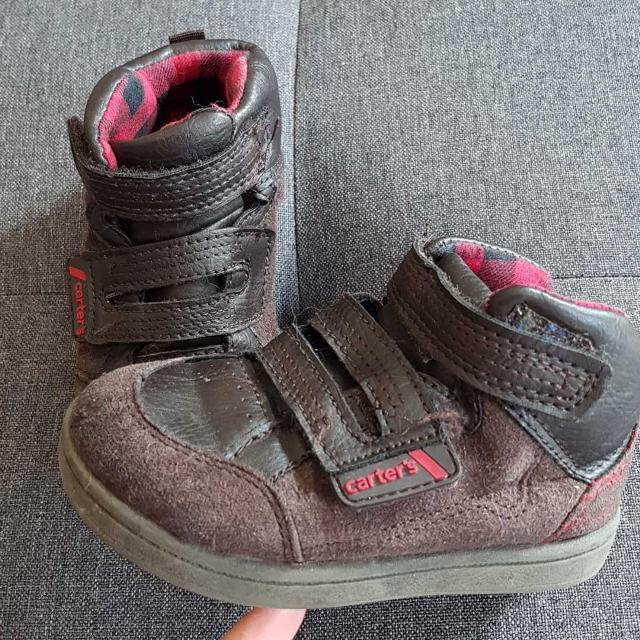 3f4ba1cbc9a9 Best Toddler Size 6 Carter s Brand High Tops for sale in Oshawa ...
