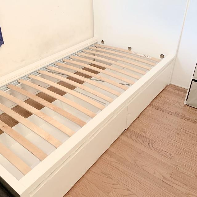 Find More White Ikea Twin Bed Frame 2