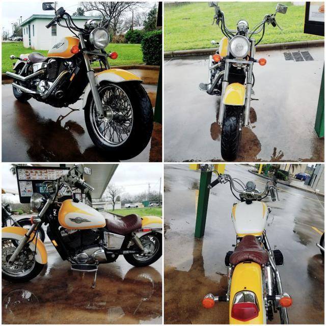 Best 1996 Honda Shadow Ace 1100 For Sale In Brazoria County Texas