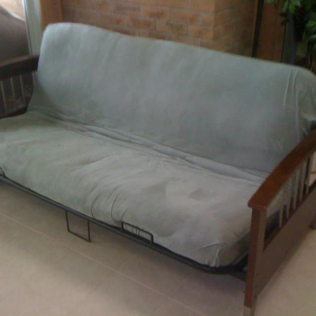 Heavy Duty Futon Sofa