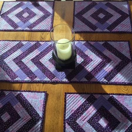 Table runner/placemats, used for sale  Canada