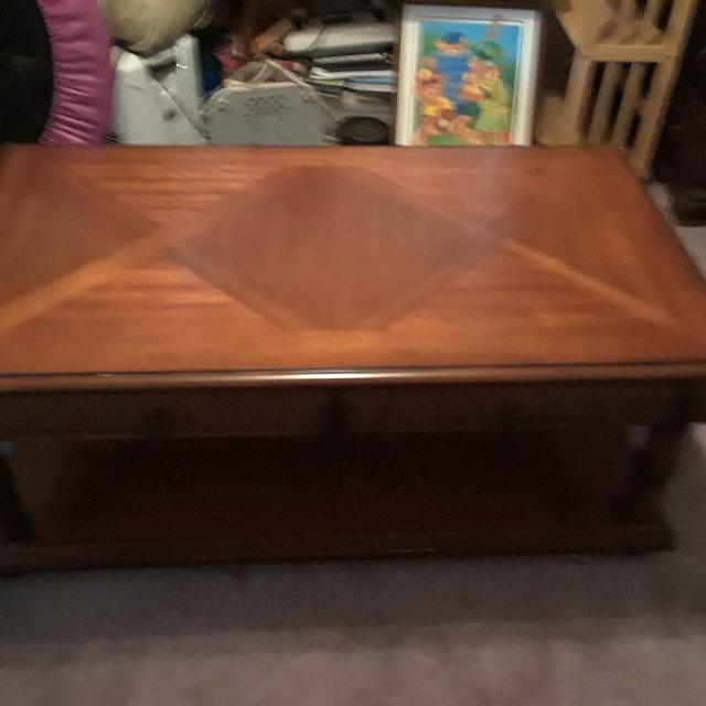 Best Authentic Kim Crawford Living Room Table For Sale In Dunedin