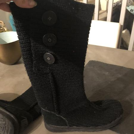 Knitted ugg boots for sale  Canada