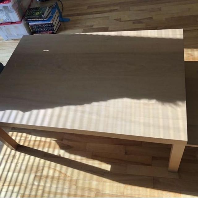 Best Ikea Lack Coffee Table Table De Salon Ikea For Sale In