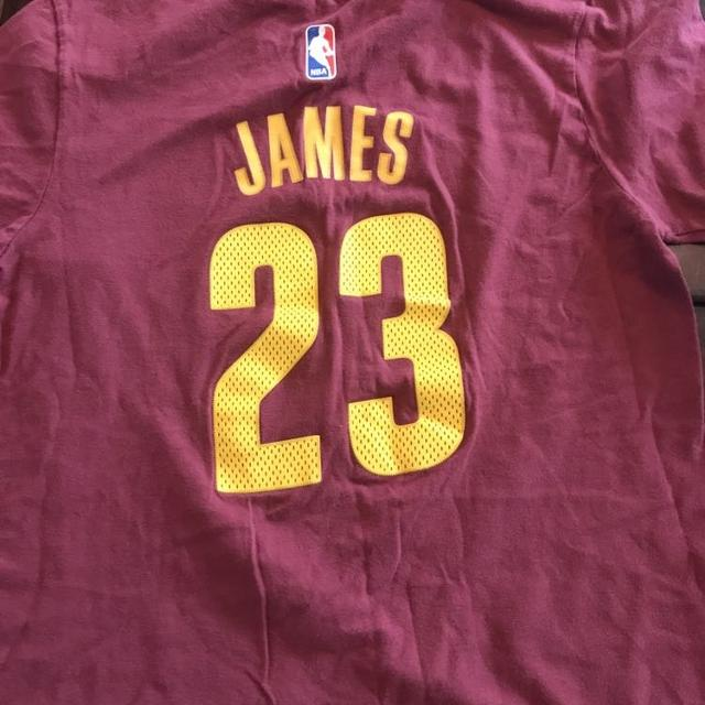4ec6bc2c6cd3 Best Lebron James Youth T-shirt Cleveland Cavs for sale in New Braunfels,  Texas for 2019