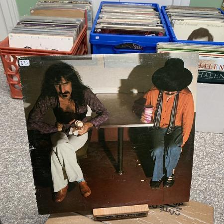 Used, Frank Zappa record for sale  Canada