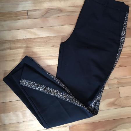 Black Zara trousers, used for sale  Canada