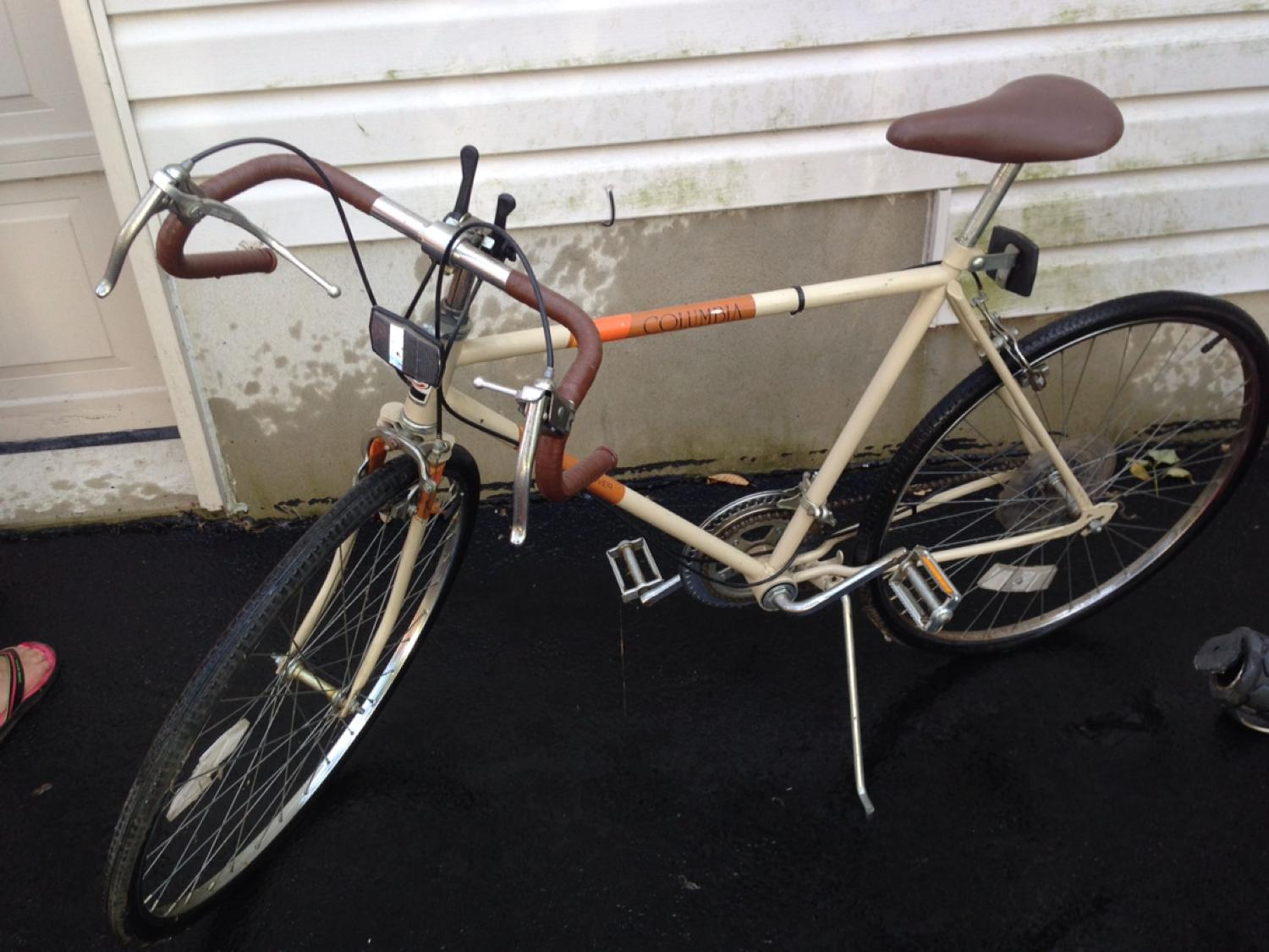 Best Columbia Andover Vintage Mountain Bike. for sale in Morris ...