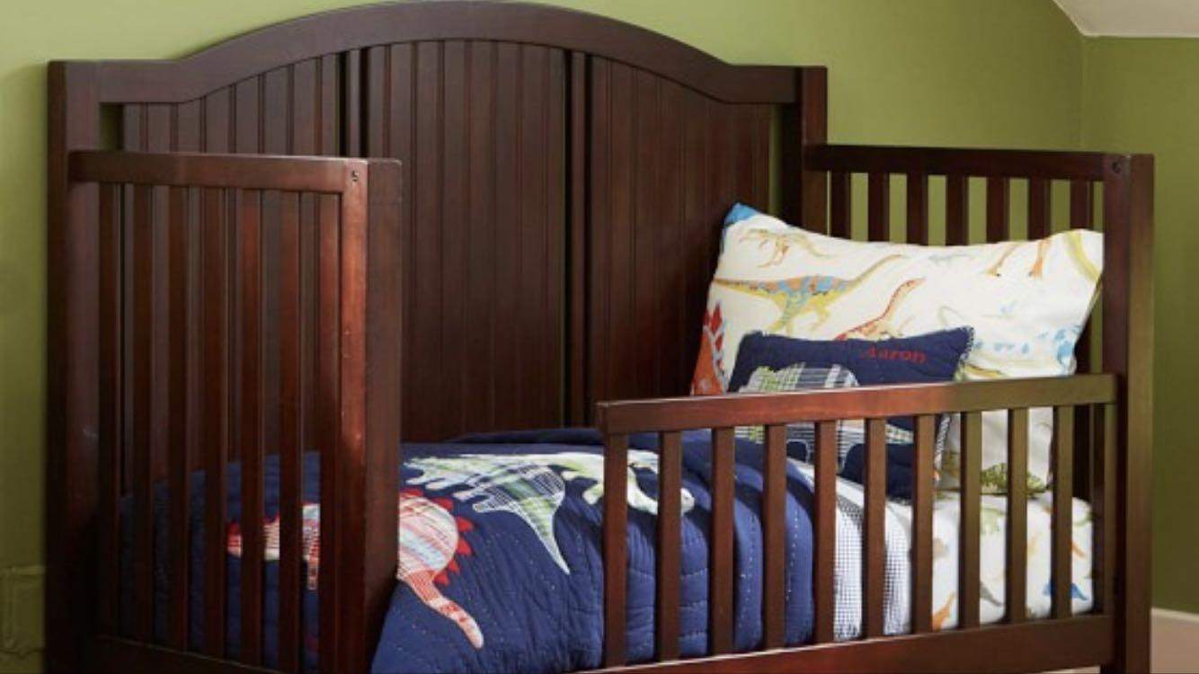 Best Pottery Barn Kids 3 In 1 Catalina Convertible Crib