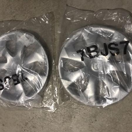 """2 Mazda 16"""" hubcaps for sale  Canada"""