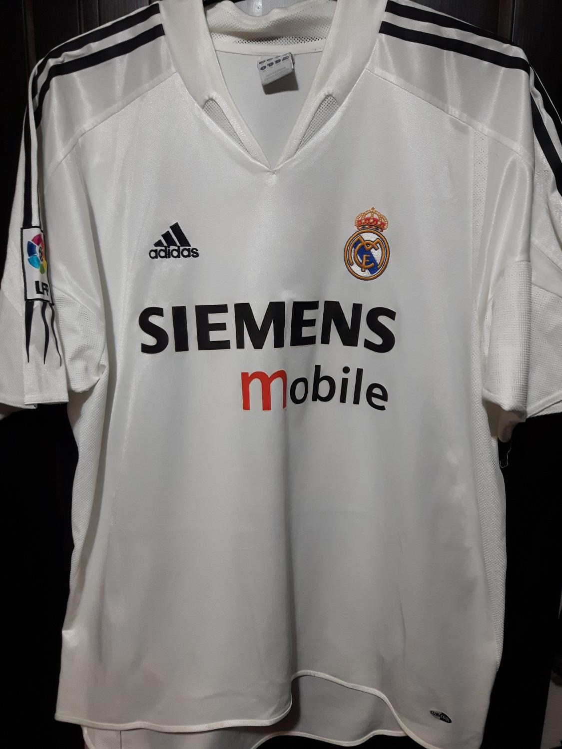 save off 8a6c6 64c56 Real Madrid David Beckham #23 jersey