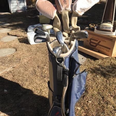 Used, Ladies RH golf clubs for sale  Canada