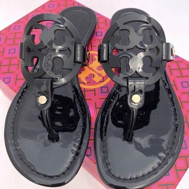 8194a382d9471 Looking For  Tory Burch Miller sandals in Germantown
