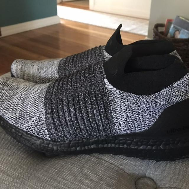 Best New Adidas Ultraboost Laceless Men S Size 9 5 For Sale In