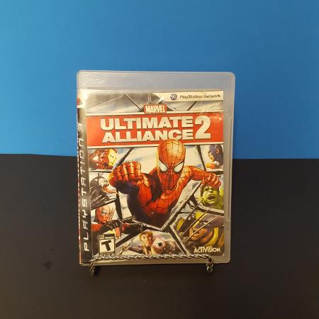Ultimate alliance 2 (PS3) for sale  Canada