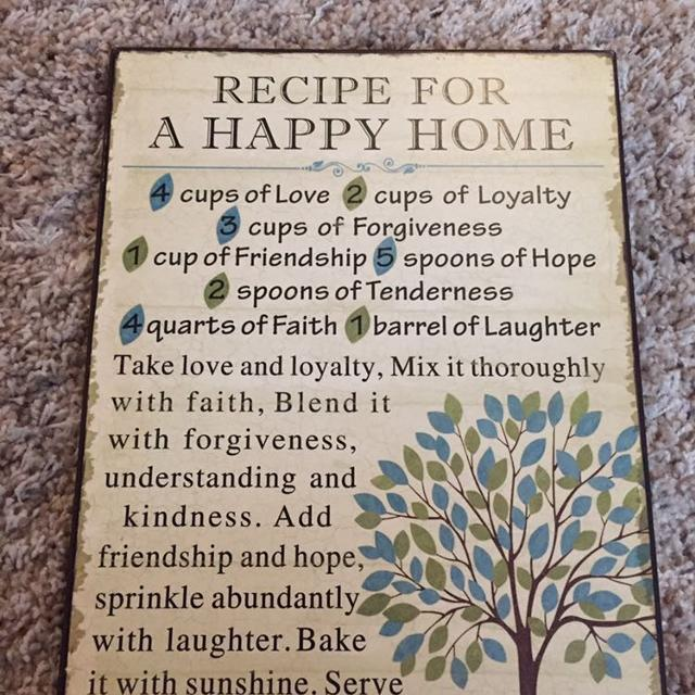 Find More Recipe For A Happy Home For Sale At Up To 90 Off