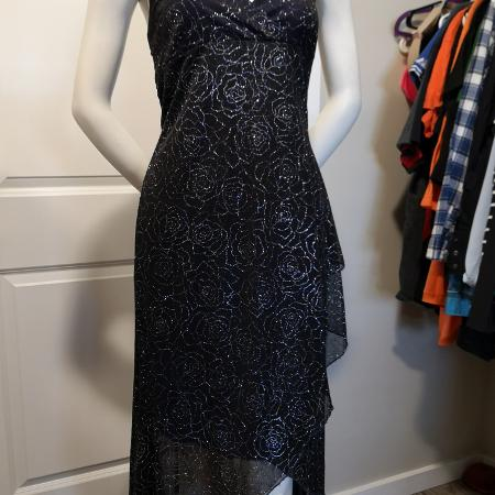 Used, Taboo beautiful sparkly dress -med for sale  Canada