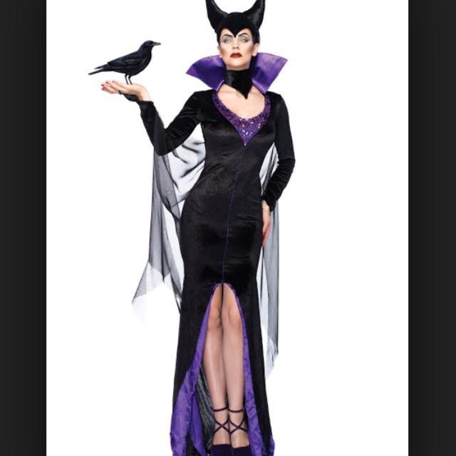 Maleficent Costume New