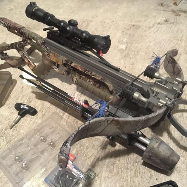 Excalibur Micro Crossbow