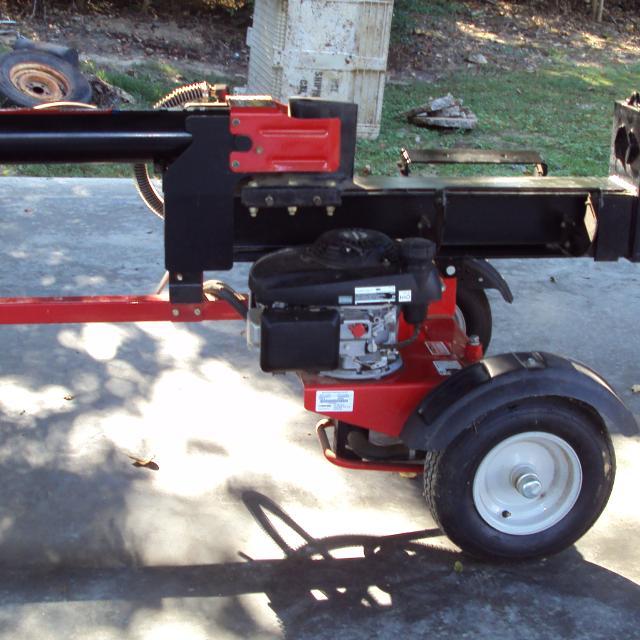 Log Splitter For Sale >> Best Troy Bilt Gas 27 Ton Log Splitter For Sale In Mckenzie