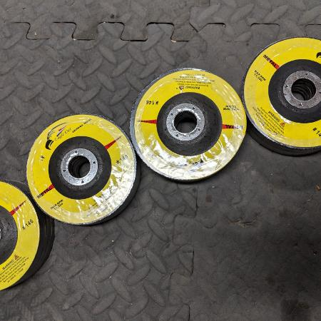 Eagle cut grinding wheels... for sale  Canada